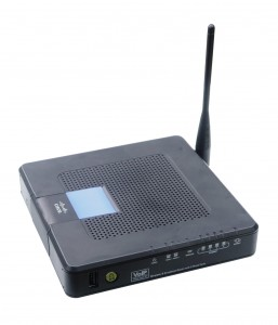 Cisco WRP400 Router