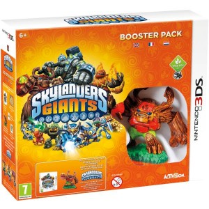Skylanders Giants Booster Pack dla Nintendo 3DS