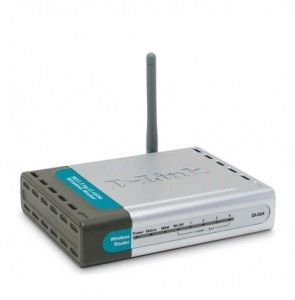 D-Link DI-524 Router
