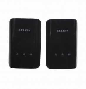 Belkin F5D4085 v1 Powerline HD500