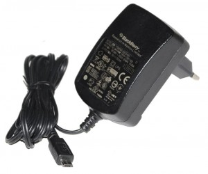 BlackBerry 5V 750mA Micro USB